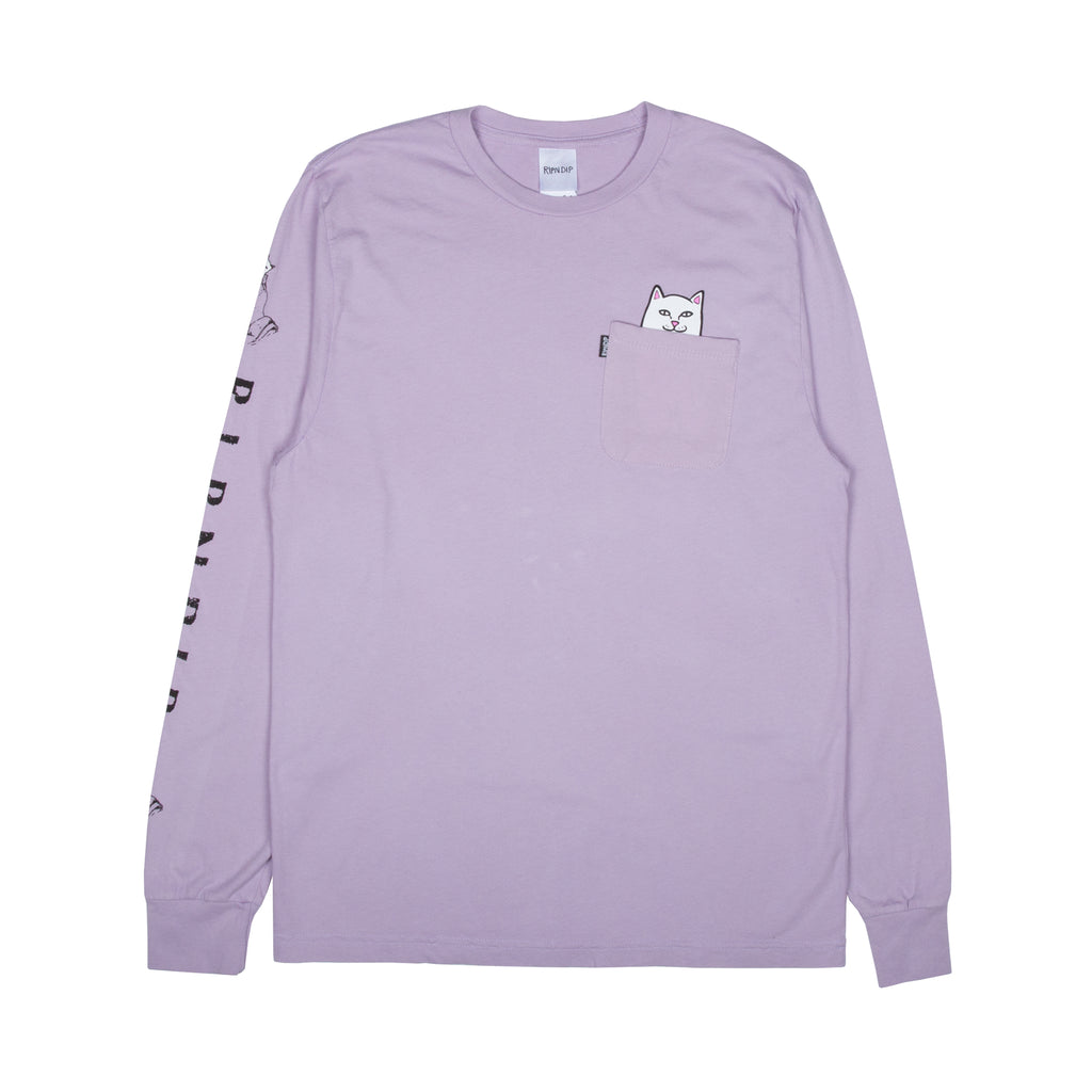 Lord Nermal Pocket L/S (Lavender)