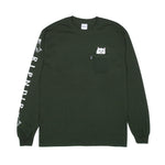Lord Nermal Pocket L/S (Hunter Green)