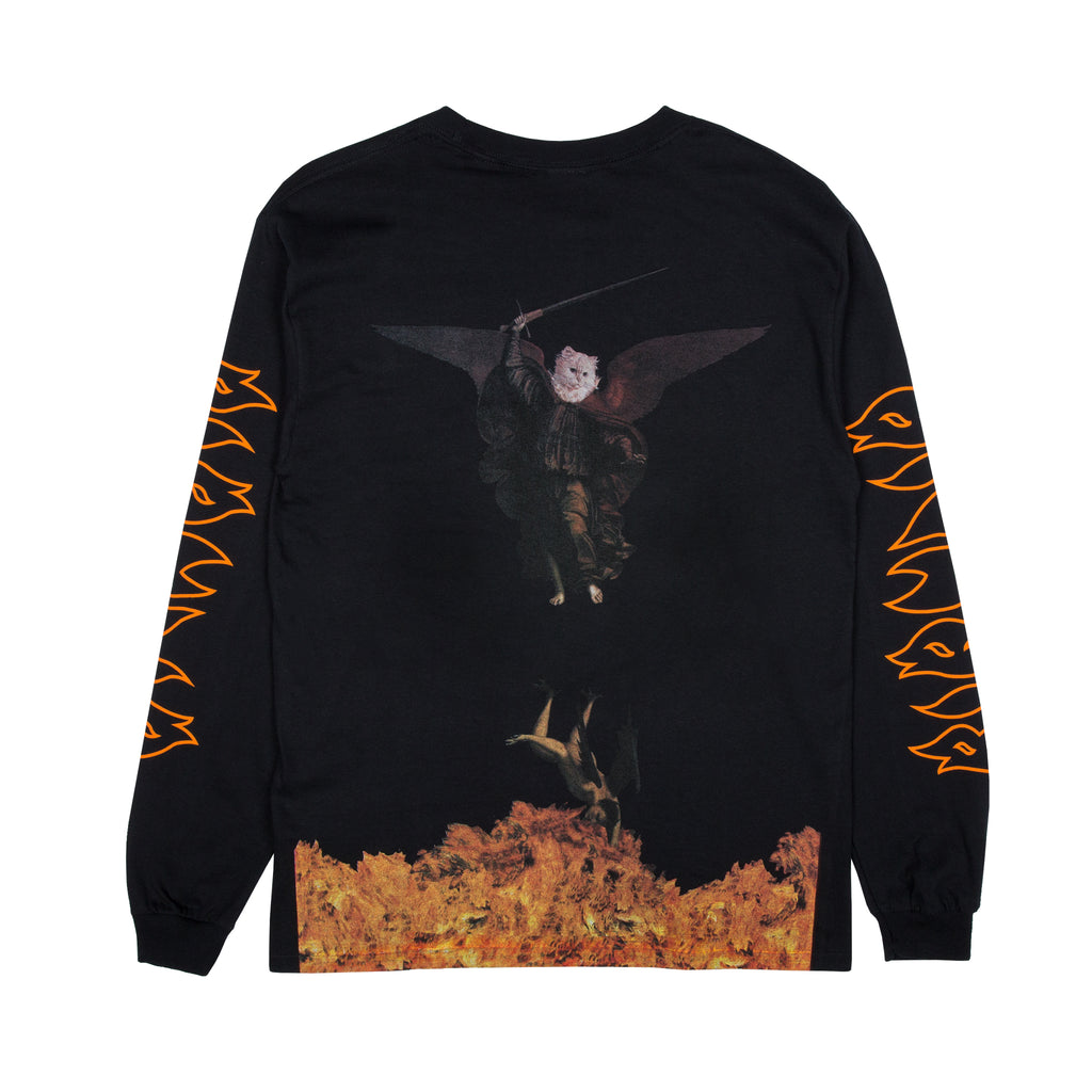 Hell Pit L/S (Black)