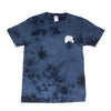 Stoner Tee (Blue Acid Wash)