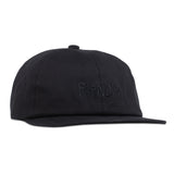 Tonal Logo 6 Panel (Black)