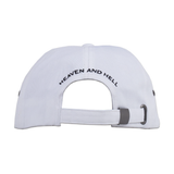 Heaven And Hell 6 Panel (White)