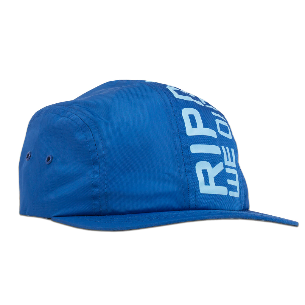 We Out Here Camp Cap (Navy)