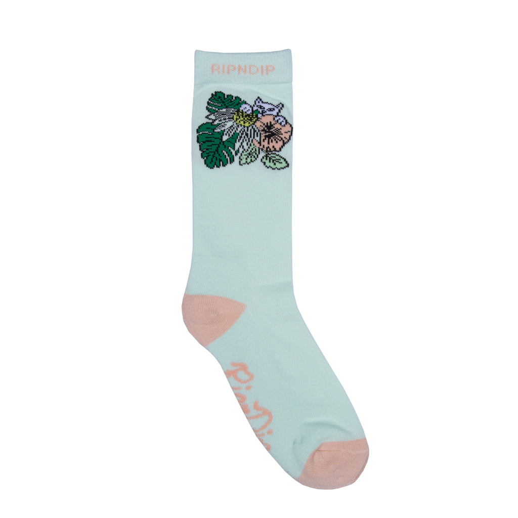 Tropicalia Socks (Blue)