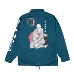 Warrior Cotton Jacket (Sea Foam)