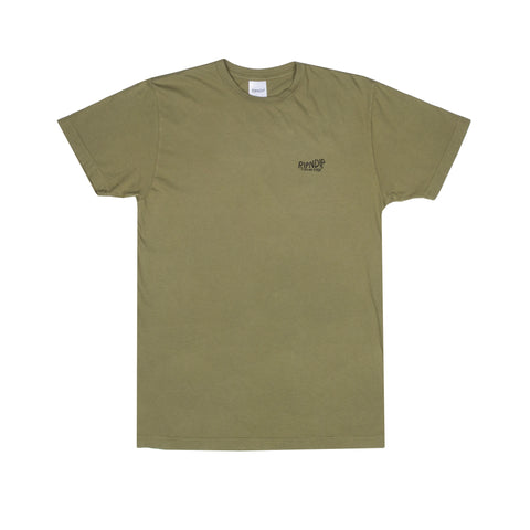 The Great Wave Of Nerm Tee (Olive)