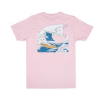 The Great Wave Of Nerm Tee (Blossom)