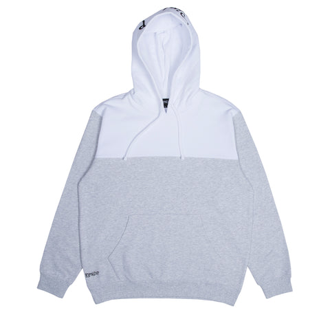 Jogger Hoodie (White Heather)