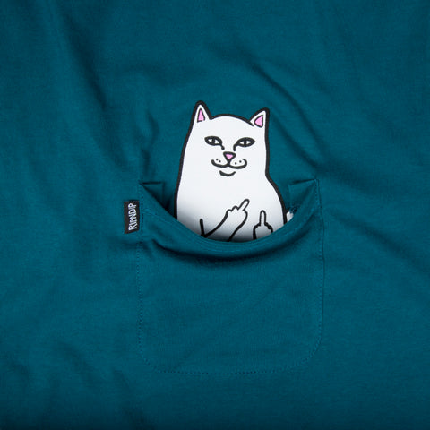 Lord Nermal Pocket Tee (Aqua)