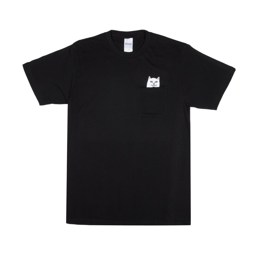 Lord Nermal Pocket Tee (Black)