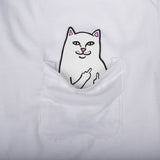 Lord Nermal Pocket Tee (White)
