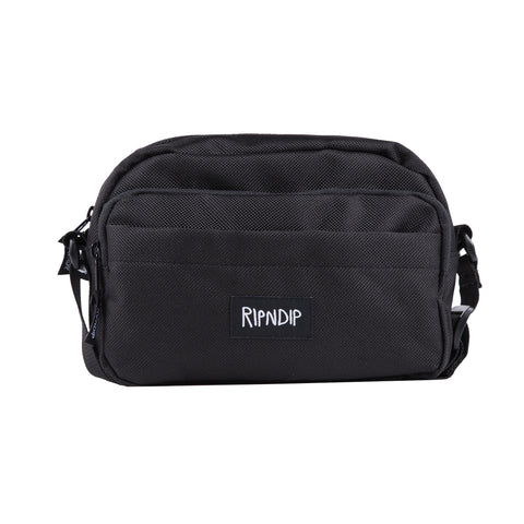Man Purse Shoulder Bag (Black)