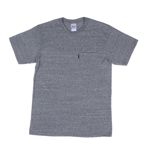 Eat Me Pocket Tee (Heather Gray)
