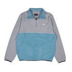 Castanza 3/4 Zip Up (Gray)