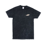 Nap Time Tee (Black Mineral Wash)