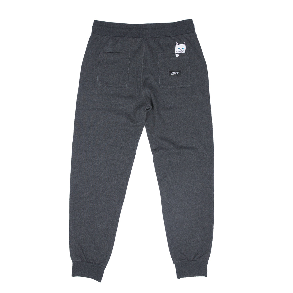 Peek A Nermal Sweat Pants (Charcoal Heather)