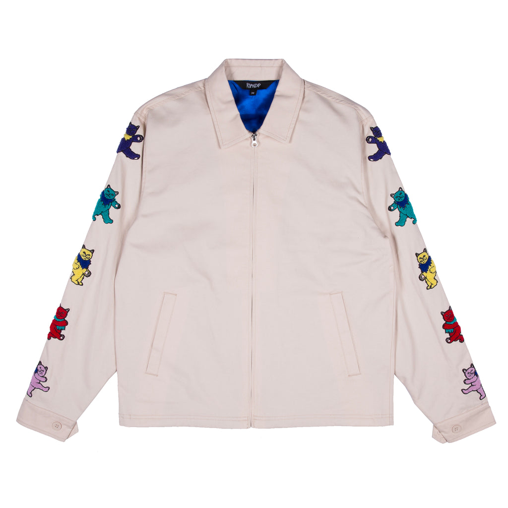 Dancing Nerm Cotton Jacket (Natural)