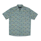 Nermal Leaf S/S Button Up (Green)