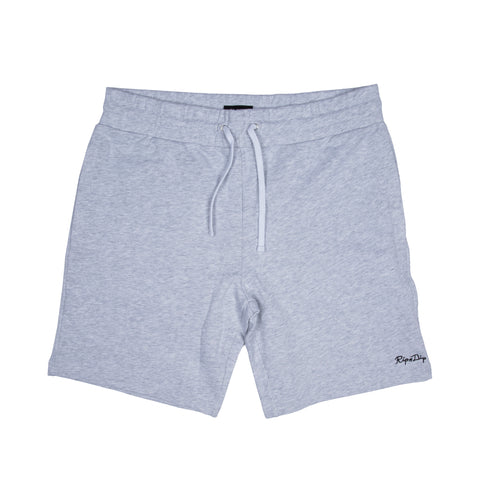 Peek A Nermal Sweat Shorts (Athletic Gray)