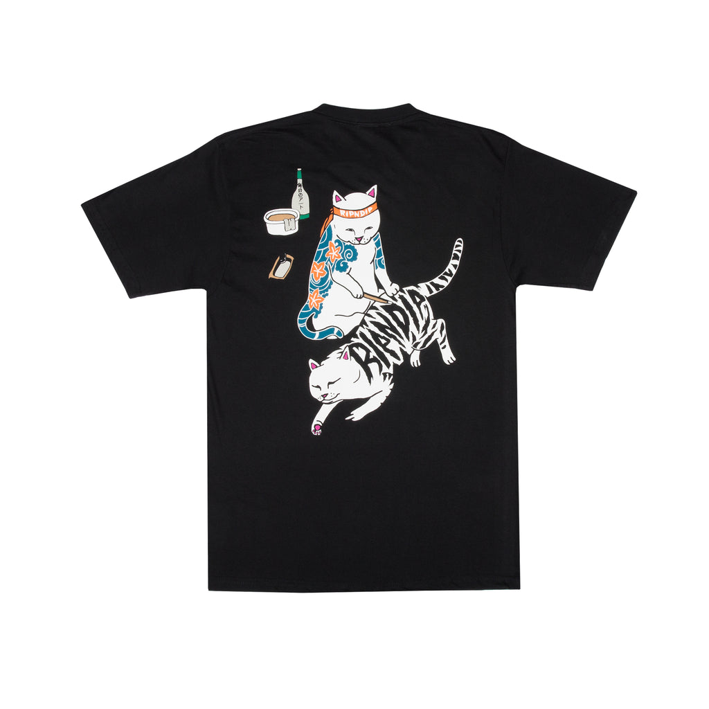 Tattoo Nerm Tee (Black)