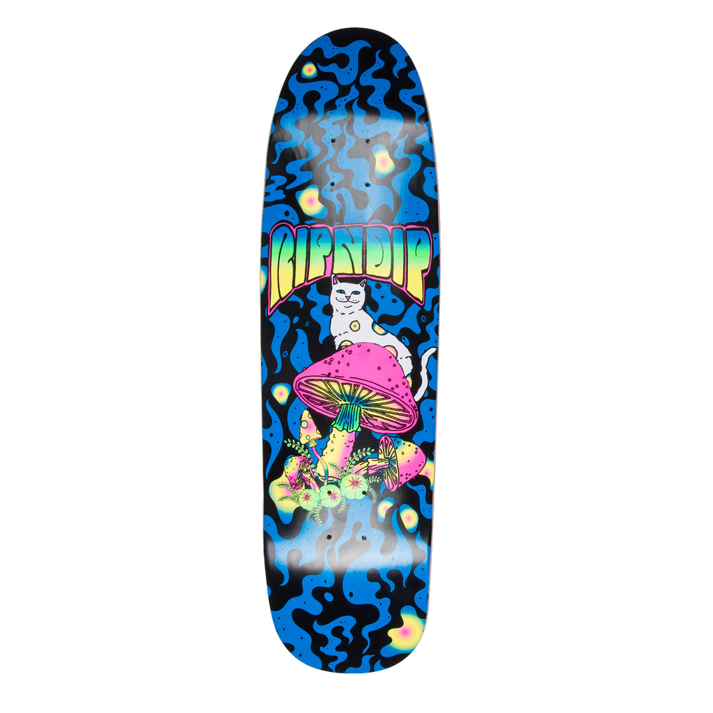 Psychedelic Cruiser Board (Black)