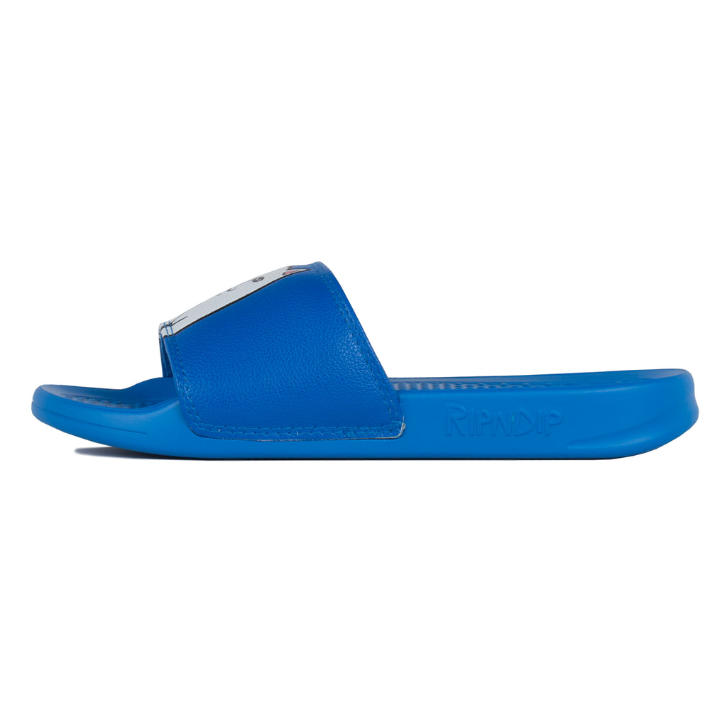 Lord Nermal Slides (Royal Blue)