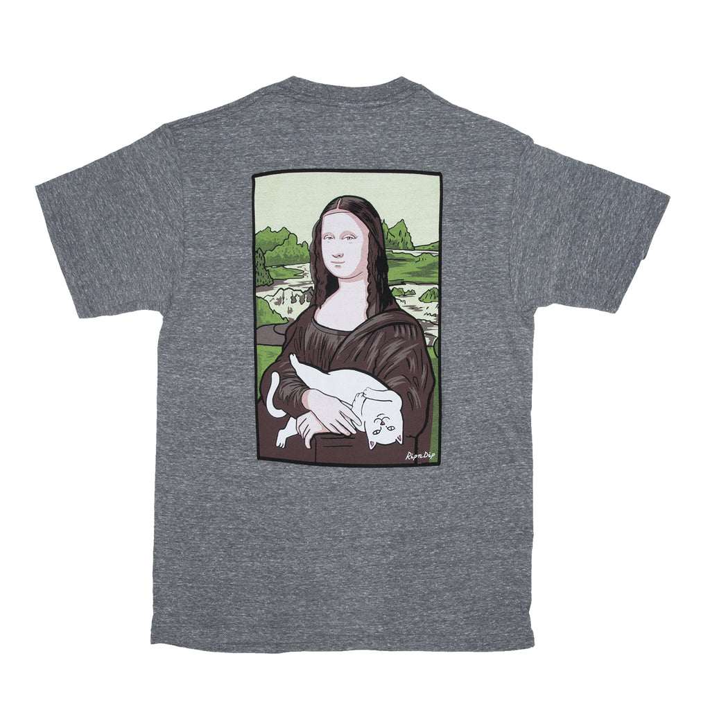 Nerma Lisa Tee (Athletic Gray)