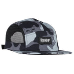 Nerm Camo Side Mesh 5 Panel (Blackout Camo)