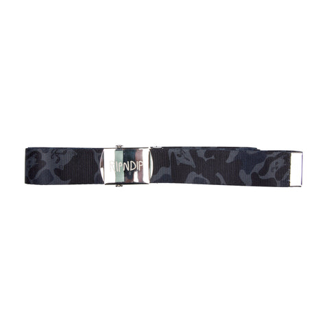 Nerm Camo Web Belt (Blackout Camo)