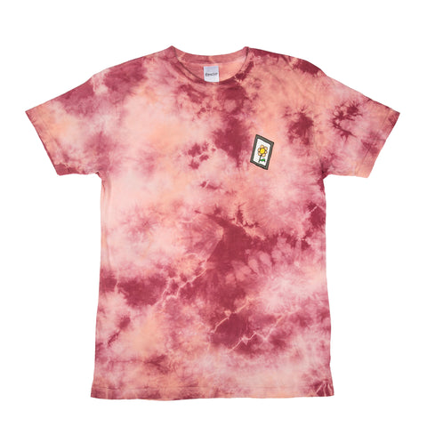 Therapy Tee (Peach Wash)