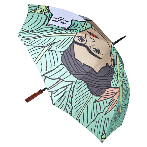 Nermal Leaf Umbrella