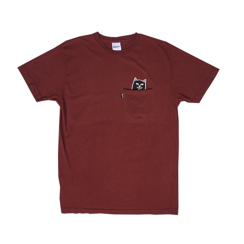 Lord Jermal Tee (Rust)