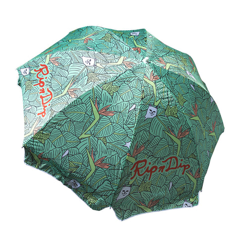 Nermal Leaf Beach Umbrella