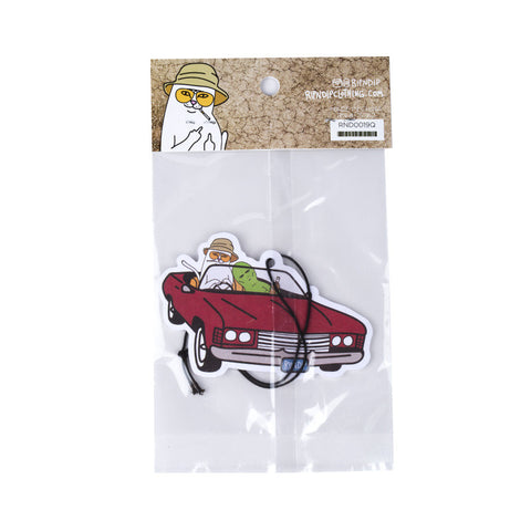 Fear & Loathing Air Freshener
