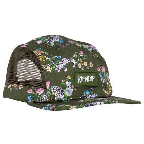 dcd04631 Blooming Nerm Cotton Twill Camper (Olive) ...
