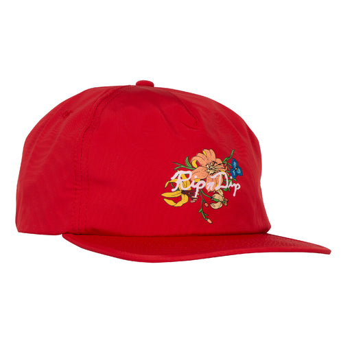 c59b6669359 Blooming Nerm Nylon 5 Panel Snapback (Watermelon) ...