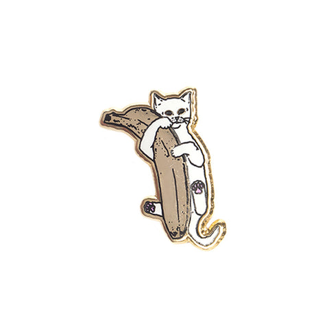 Nermal Banana Pin