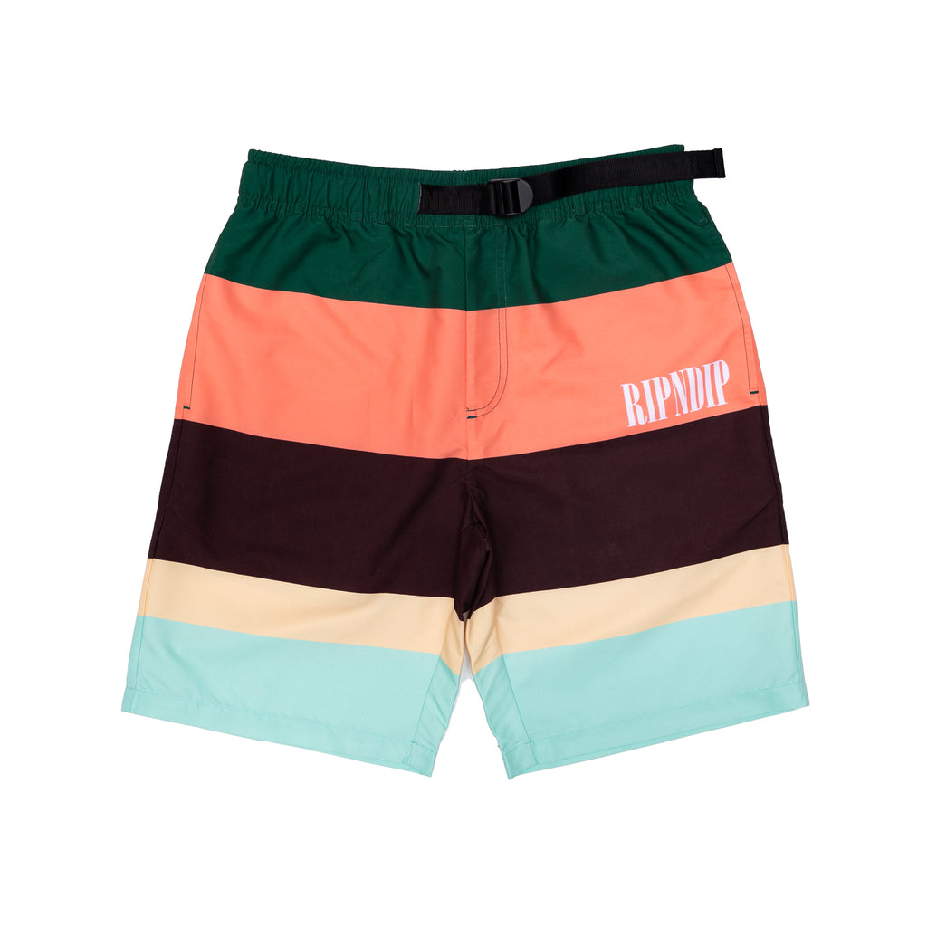 Chromatic Belt Shorts (Multi)