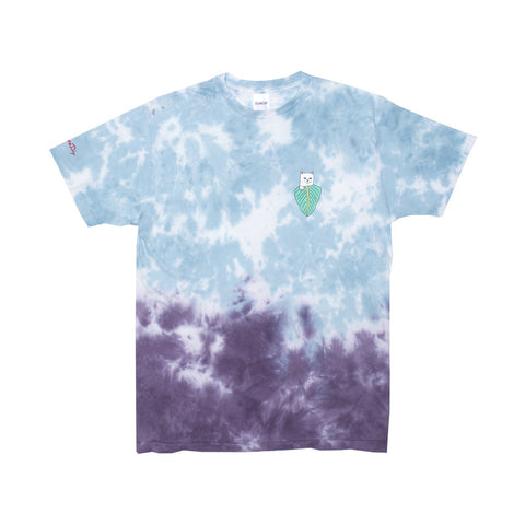 Nermal Portrait Tee (Blue/Purple Dye)