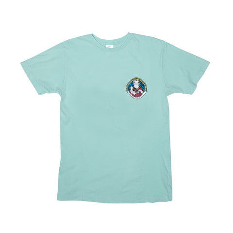 Stained Glass Tee (Mint)