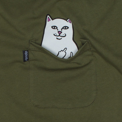 Lord Nermal Tee (Army Green)
