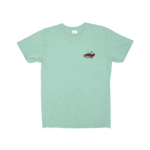 Fear & Loathing Tee (Seafoam)