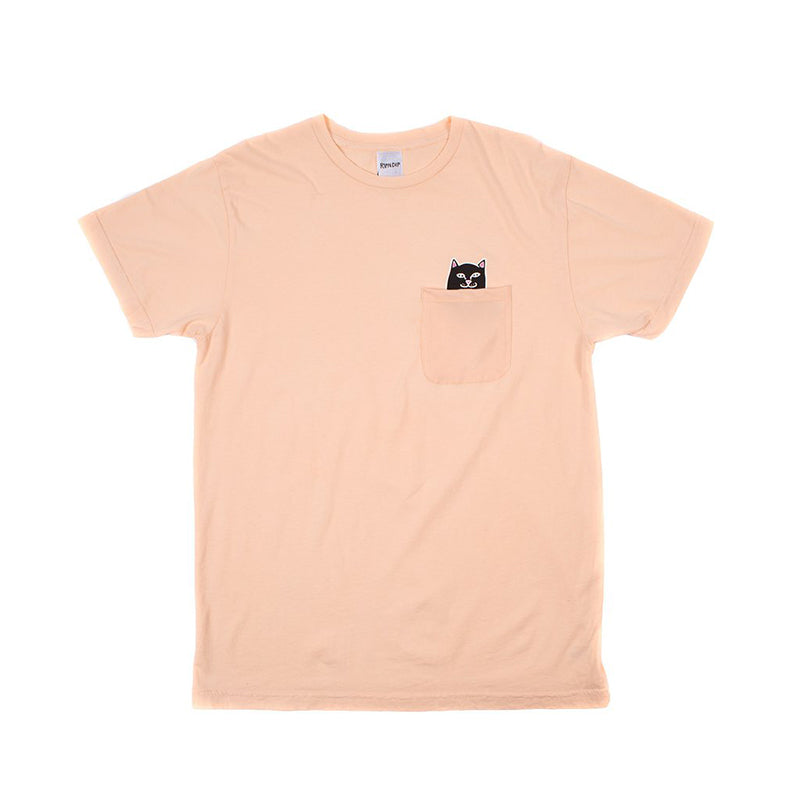 Lord Jermal Pocket Tee (Salmon)