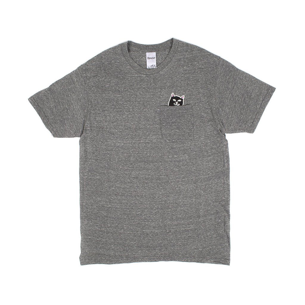 Lord Jermal Pocket Tee (Gray)