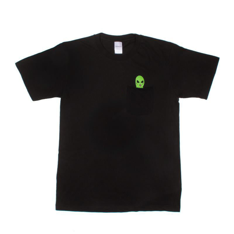Lord Alien Pocket Tee (Black)