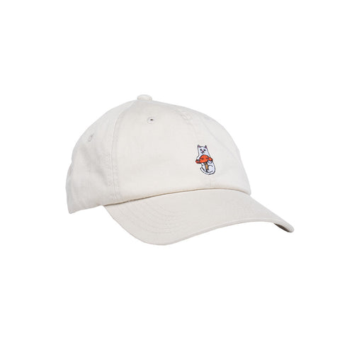 Nermshroom Dad Hat (Natural)
