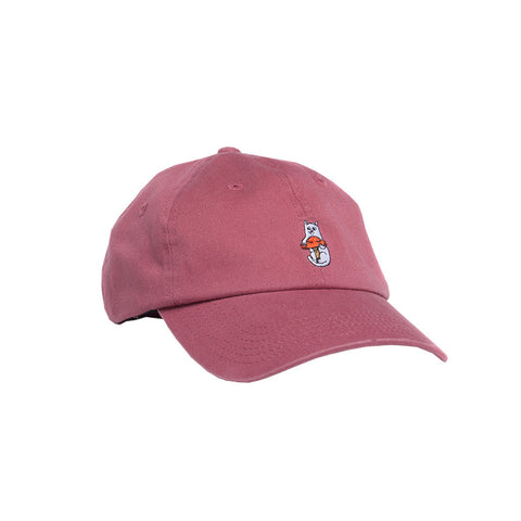 Nermshroom Dad Hat (Blush)