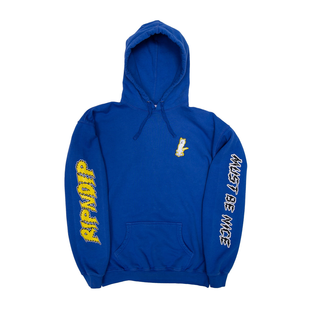 Electrify Hoodie (Royal Blue)