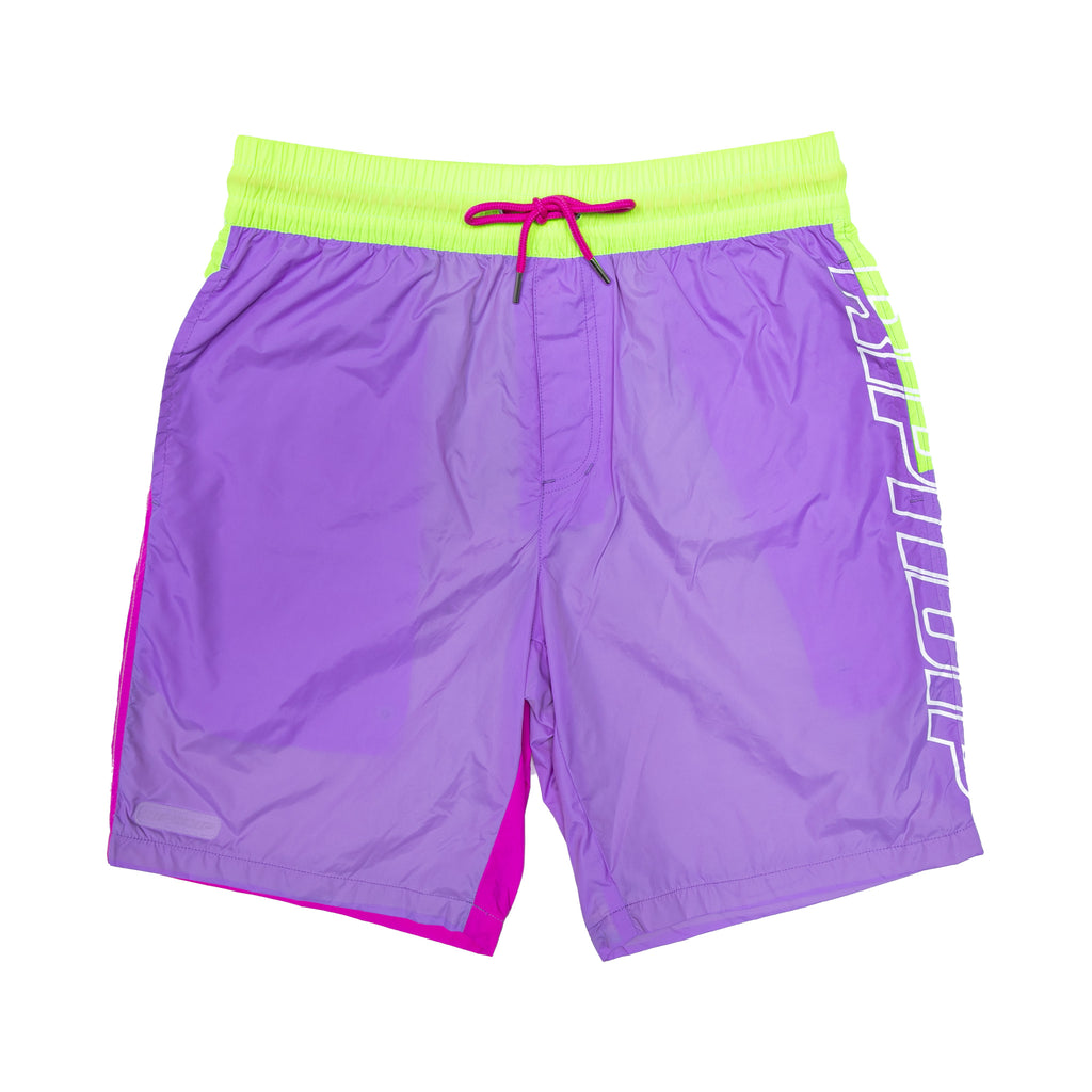 Flo-res Color Block Swim Shorts (Multi)
