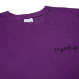 Tangled Tee (Purple)